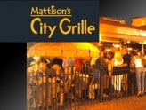 Mattisons City Grille Live Music by The Venturas