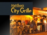 Mattisons City Grille Live Music by The New Digs