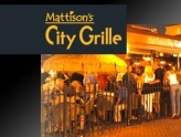 Mattisons City Grille Live Music by Tropix