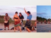 Drum Circle, Siesta Key Beach