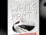 White Party Dance Event