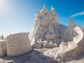 Siesta Key Crystal Classic Master Sand Sculpting Competition