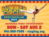 Summer Circus Spectacular, Historic Asolo Theater