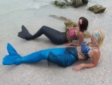 Siesta Key Beach Mermaid Swim