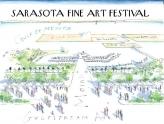 Sarasota Fine Arts Festival, Downtown Sarasota