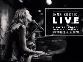 Jenn Bostic Live at Hotel Indigo Sarasota