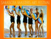 Sarasota Masters Art Festival, Downtown Sarasota