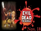 """Evil Dead: The Musical,"" Van Wezel Performing Arts Hall"