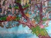 Florida's Fascinating Flora, a Batik Exhibit, Selby Gardens