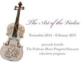 Perlman Music Program/Suncoast The Art of the Violin Auction Event