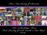 The Fine Arts Society of Sarasota & The Van Wezel Performing Arts Hall Present Public Art & Backstage Tours