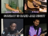 Ladies Night and Band Jam Sundays