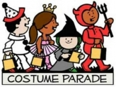 Children's Halloween Parade - Venice
