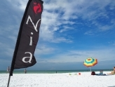 Nia Fitness on Siesta Key Public Beach