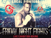 Friday Night Fights - China Smith Boxing