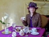 Everybody Must Get Sconed!  Royal Tea Service at Powel Crosley Estate