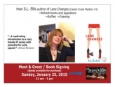 Author Book Signing and Meet & Greet