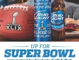 The Big Game at All Six Gecko's Grill & Pub locations