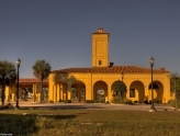 Historic Venice Train Depot Tour