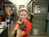 Cat Depot Critter Camp for 13 to 14 year olds