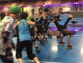 Sarasota Roller Derby Bout