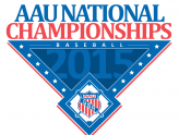 AAU Baseball Nationals: 14U, 15U, 16/17U, 18/19U