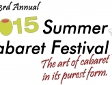 3rd Annual Summer Cabaret Festival - Venice Theatre Cabaret in the Pinkerton