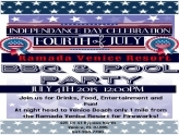 4th of July BBQ & Pool Party